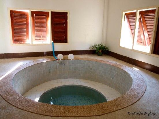 ¿Te apetece un baño?