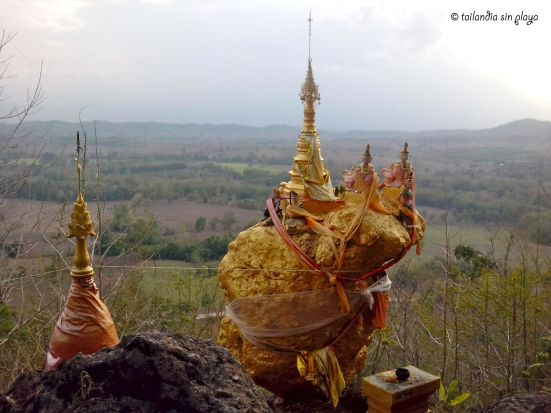 La Golden Rock de Mae Sot