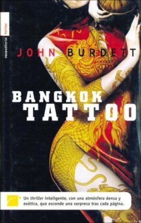Libro Bangkok Tattoo