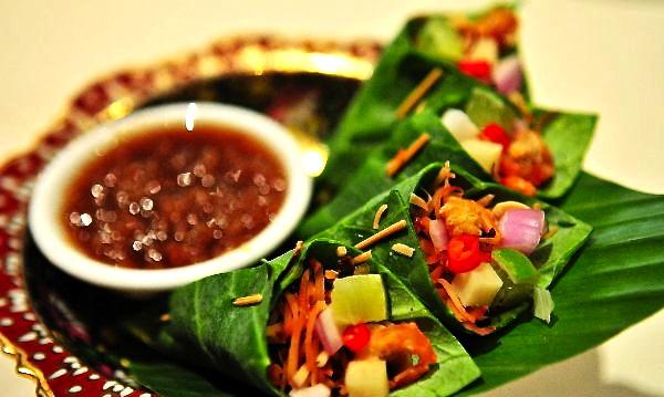 Miang kham muang, el plato más típico de Tak