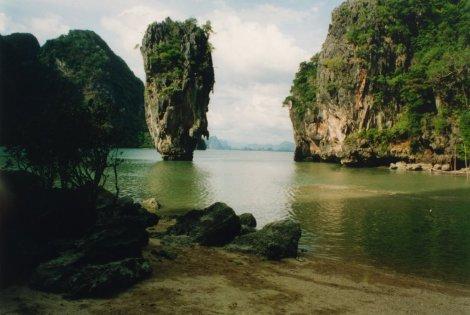 parque ao phang gha