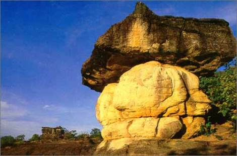 Phu Pha Turm Parque Nacional