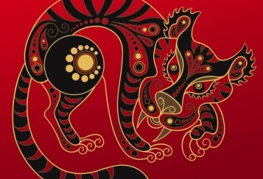 tigre año chino