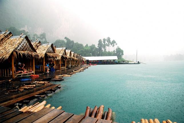 Alojamiento en el lago