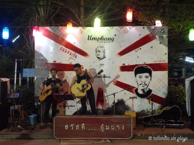 música en Umphang