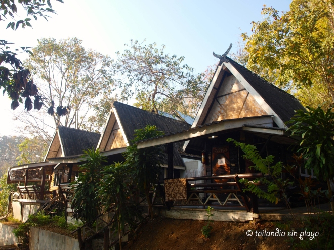 Hoteles de montaña en Umphang
