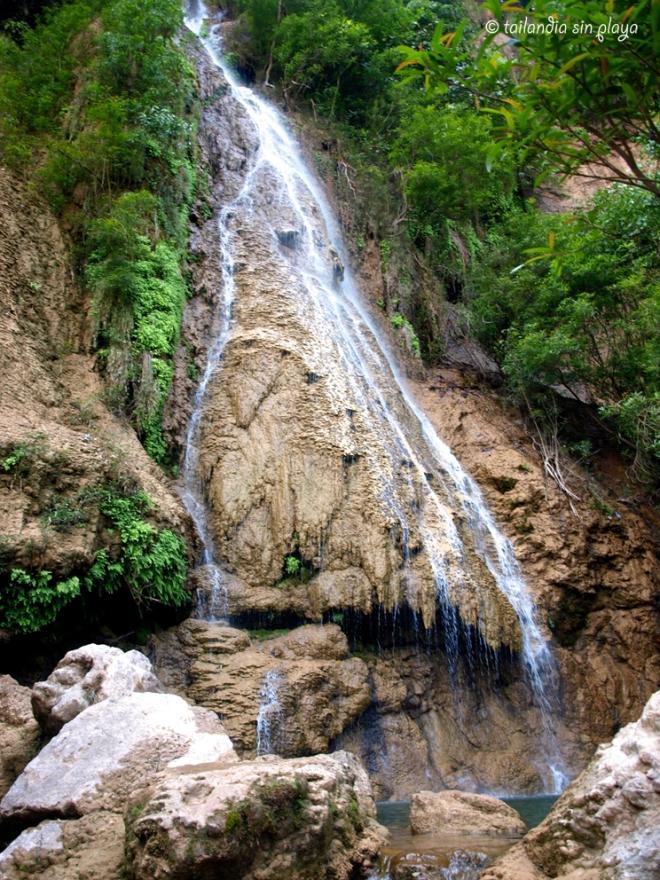 cortinas de agua de Thi Lo Su