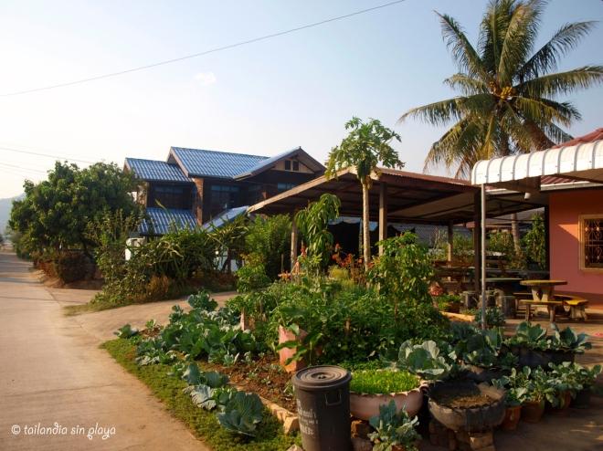 Calle en Ban Phu