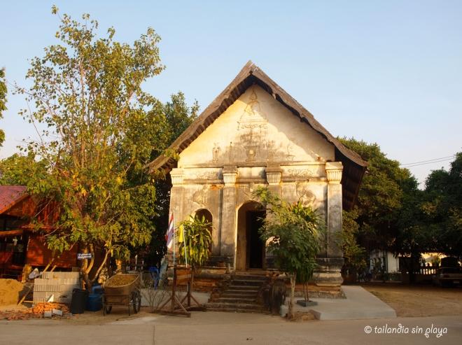 El templo de Ban Phu