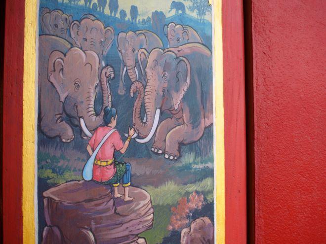 Historia de Buda en pinturas