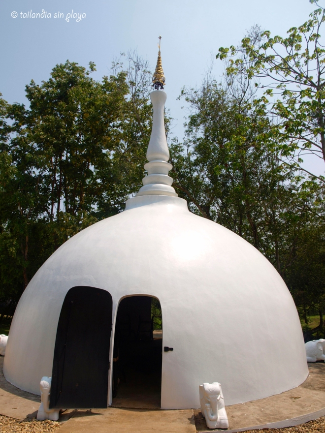 Iglú tailandés Chiang Rai