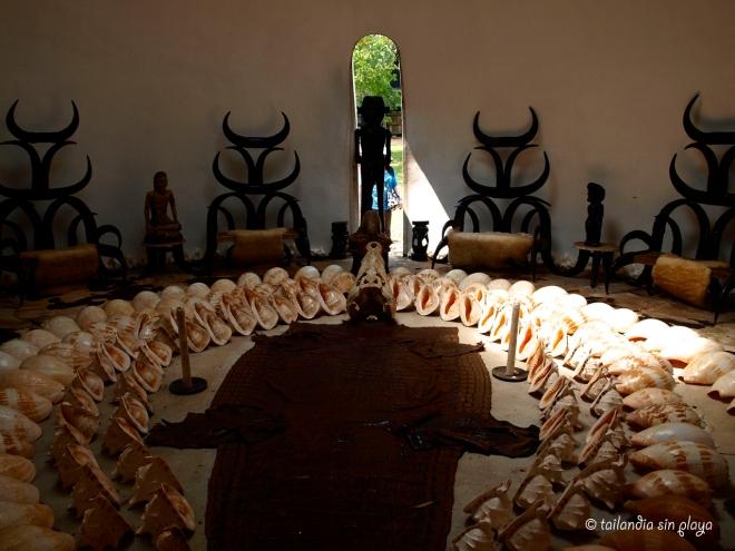 Interior Casa Negra Chiang Rai