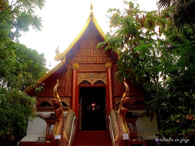 templo Wat Phra Kaew Chiang Rai