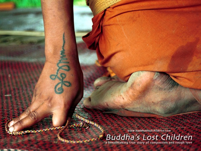Budha´s lost children